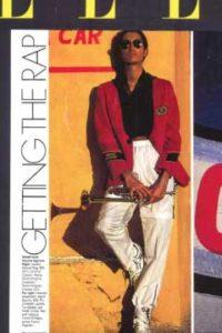 Elle Magazine July 1990