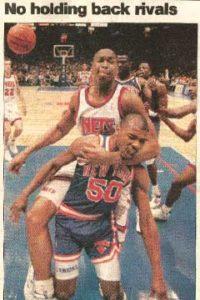 No Holding Back – 1992