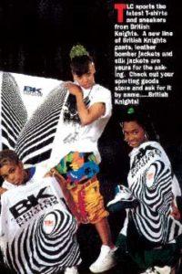 TLC gives BK the TLC – 1990