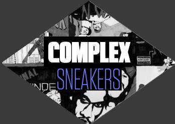 COMPLEX SNEAKERS