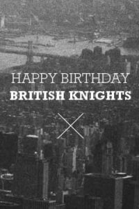 Happy Birthday BK – 1983